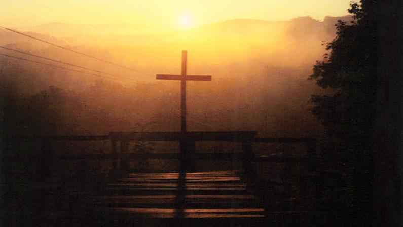 Sunrise at God's Open Window
